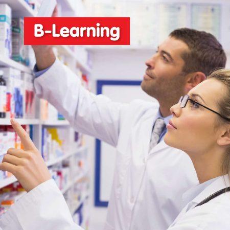 Técnico Auxiliar de Farmácia – B-Learning